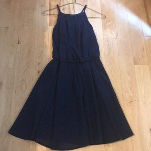 Formal blue dress. Good condition. worn once.